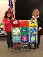 Quilt with Sue
